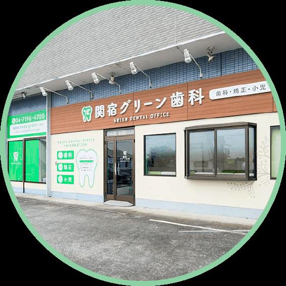 アクセス|野田市 春日部市周辺の歯医者なら、関宿グリーン歯科(歯科・矯正・小児・インビザライン)